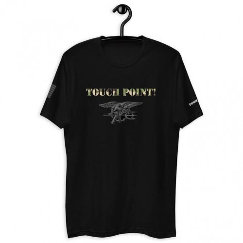 """Trident """"Touch Point"""" Short Sleeve T-shirt"""